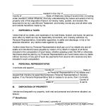 Oklahoma Last Will and Testament Form